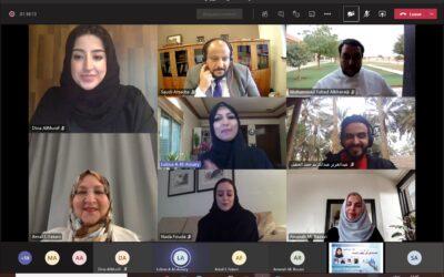 اللقاء الافتراضي: الصحة تاج على رؤوس الأصحاء